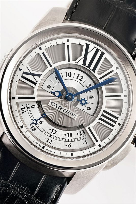 962d1bf3e7c It s Complicated  Cartier Transforms Dual Time Watches. Relógios ...