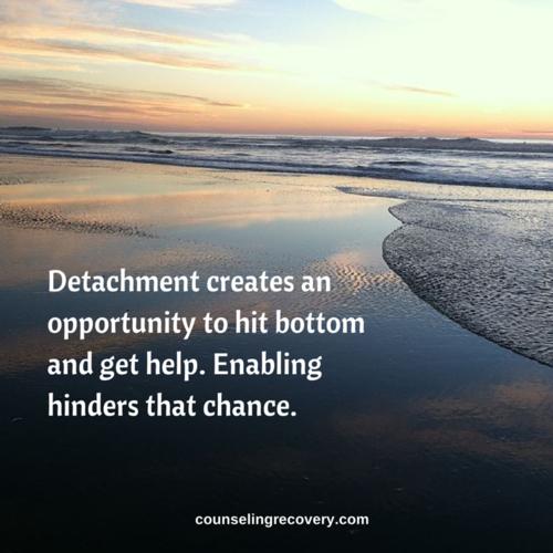 Quotes About Loving An Addict: Detachment For Surviving Addiction