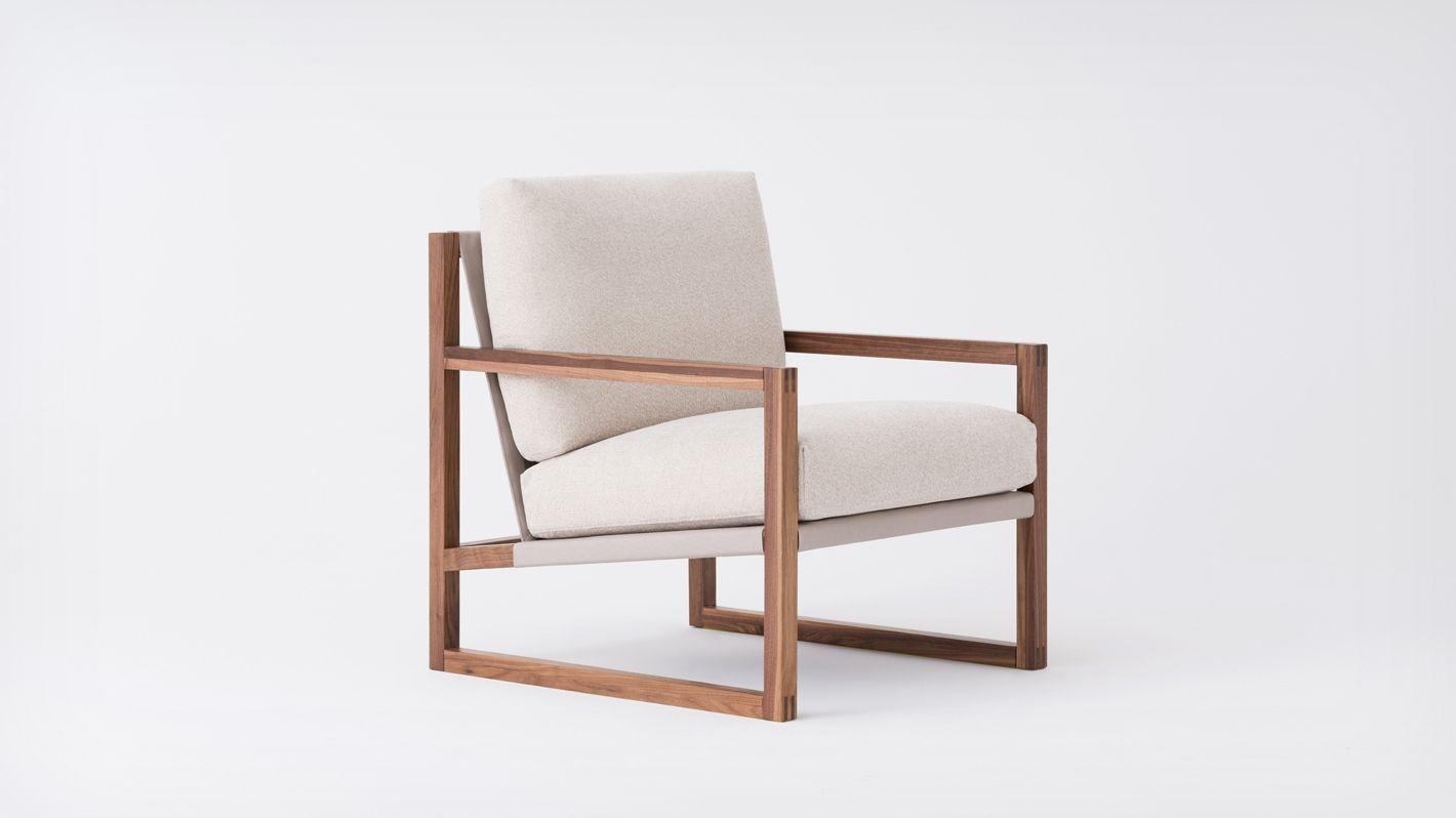 Chiara Lounge Chair Chair Fabric Lounge Chair Outdoor Modern