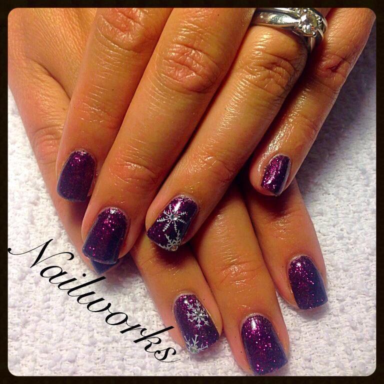 Famous My New Nails Vignette - Nail Art Design Ideas - thewowproject ...