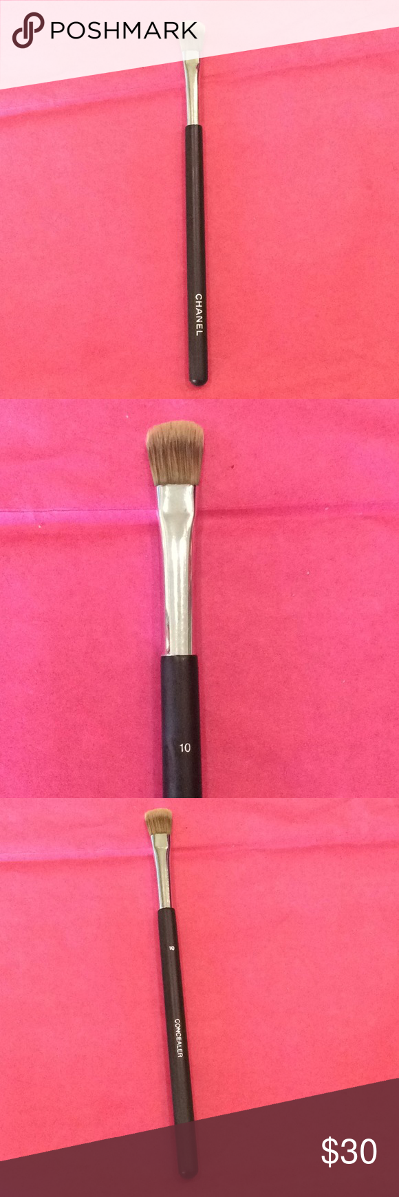 50e2513fac Chanel corrector concealer brush #10 sold out Used once at beauty ...