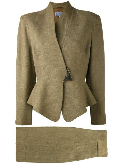 Thierry Mugler Vintage Formal Suit | Formal suits, Thierry mugler ...