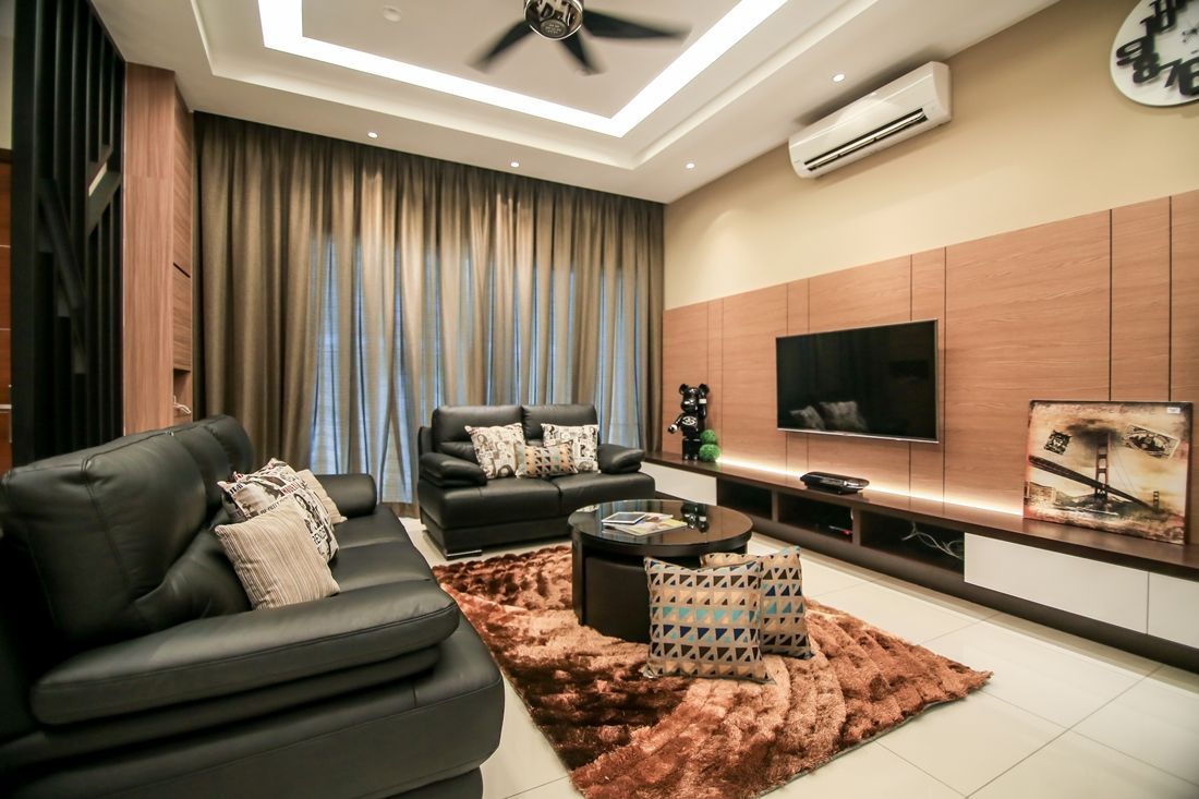 Lovely Living Area Design By Nu Infinity