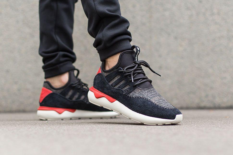 Adidas Tubular Moc Runner Black