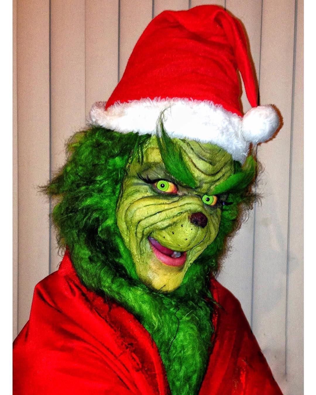 DIY Grinch Costume » Ideas, Images & Tutorial Grinch