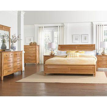 Hatteras 6-piece King Bedroom Set