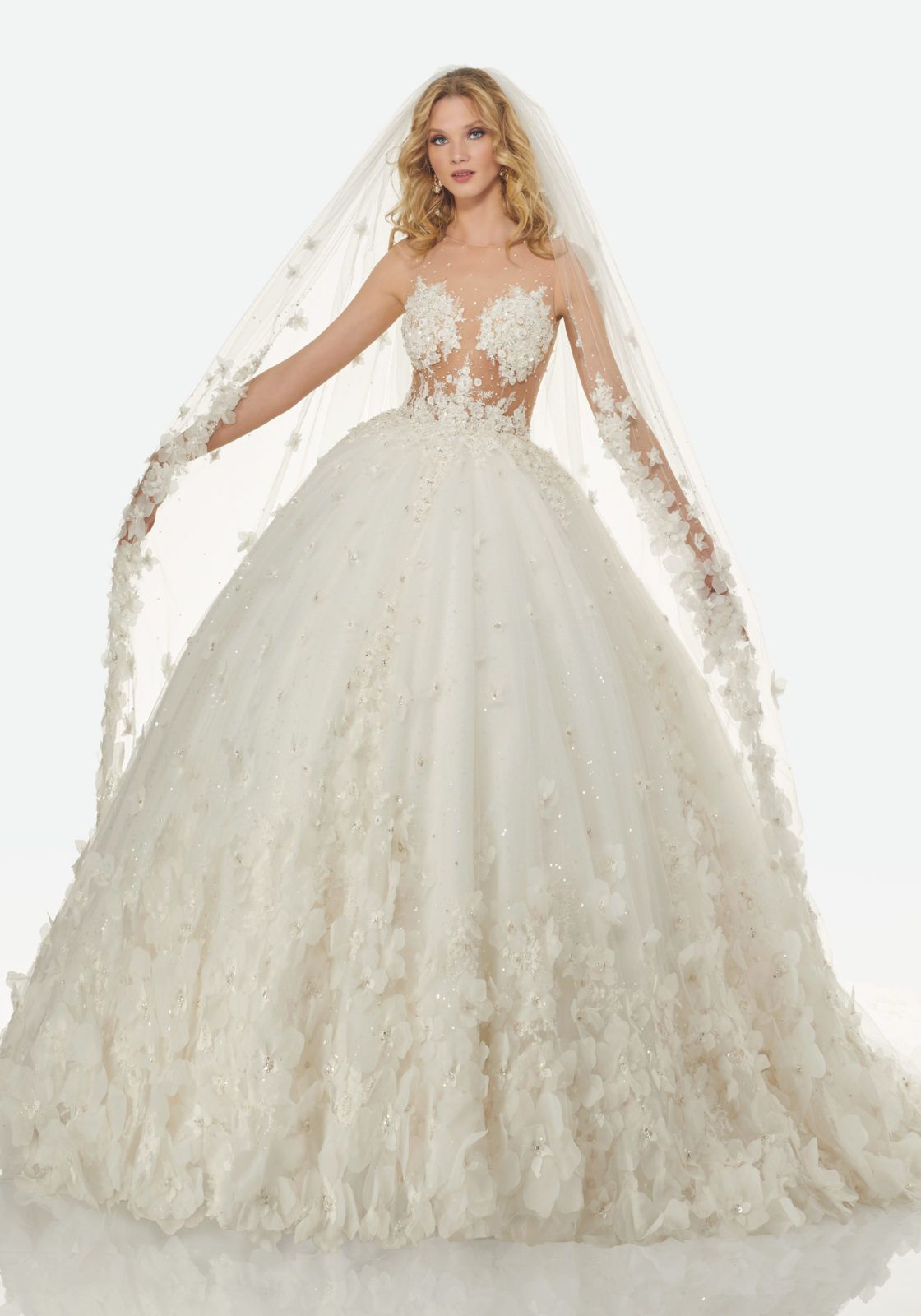 Brandi Wedding Dress Randy Fenoli Bridal Ball Gown Wedding Dress Ball Gowns Wedding Wedding Dresses Lace
