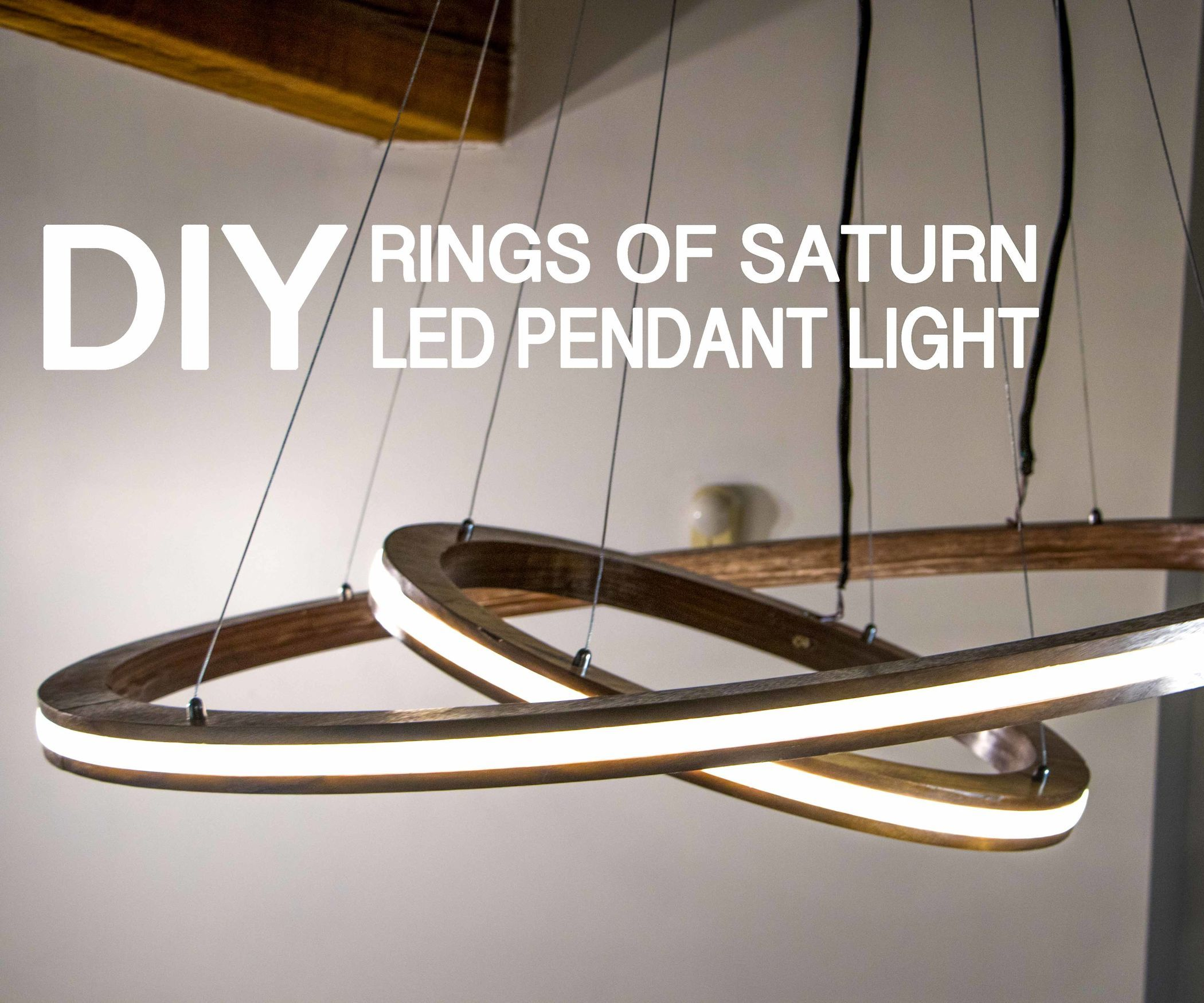 plywood lighting. I Made This LED Pendant Light From Plywood, Strips, And Flexible Channel Plywood Lighting N
