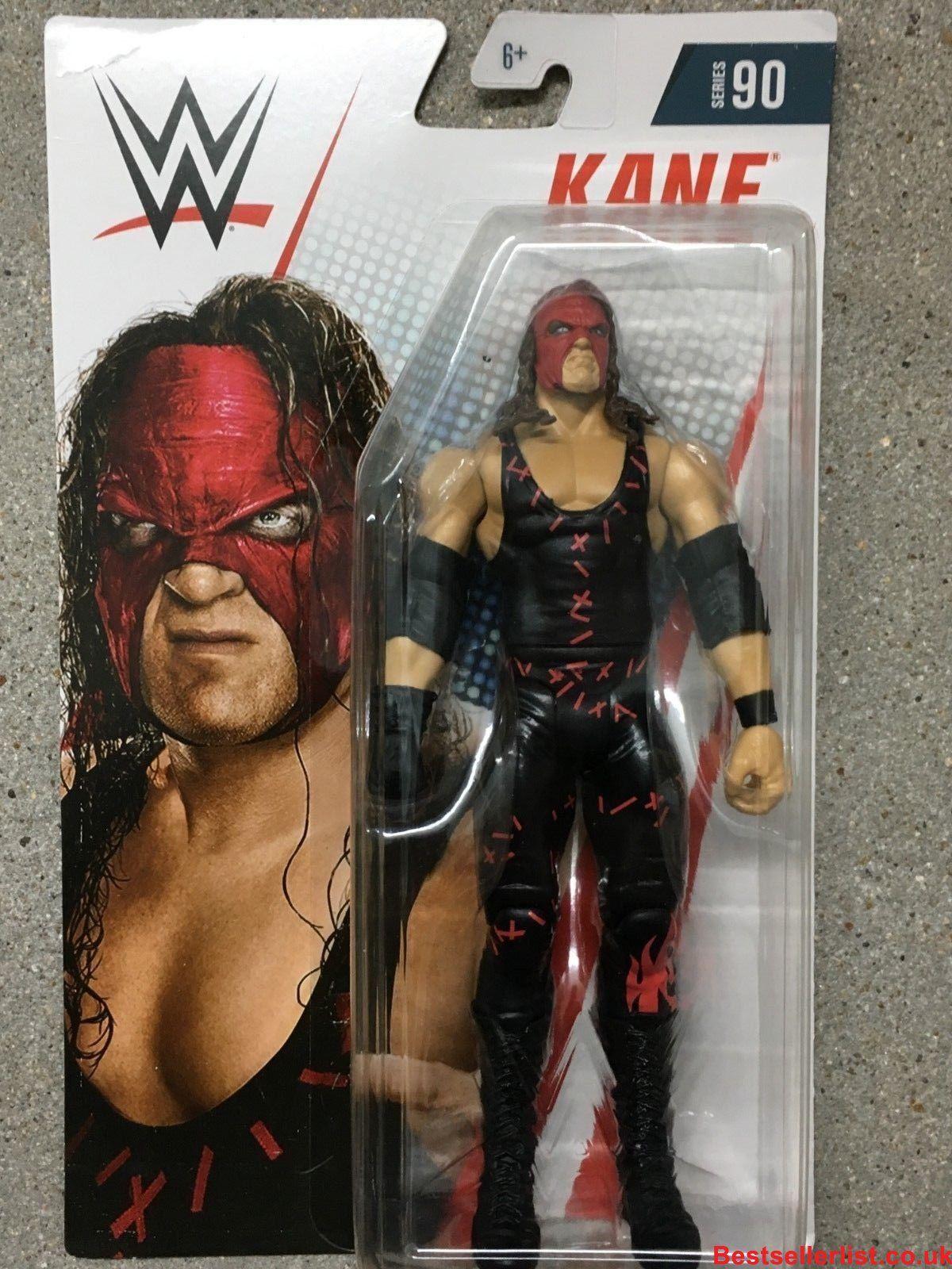 WWE Mattel Baron Corbin Series 88 figure loose