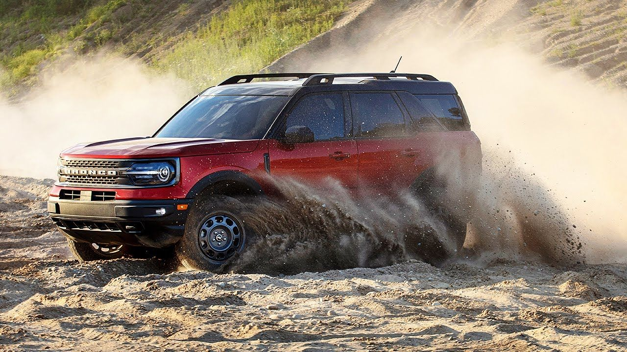 Have you seen the new Ford Bronco? in 2020 Bronco sports