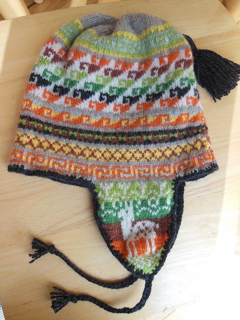 97d18a5dff9 Ravelry  yeuxvertes  Cascade Chullo Andean Chullo Hat by Kerin Dimeler- Laurence