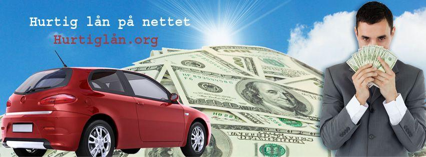 tilbyder hurtig lån på nettet, uanset om du