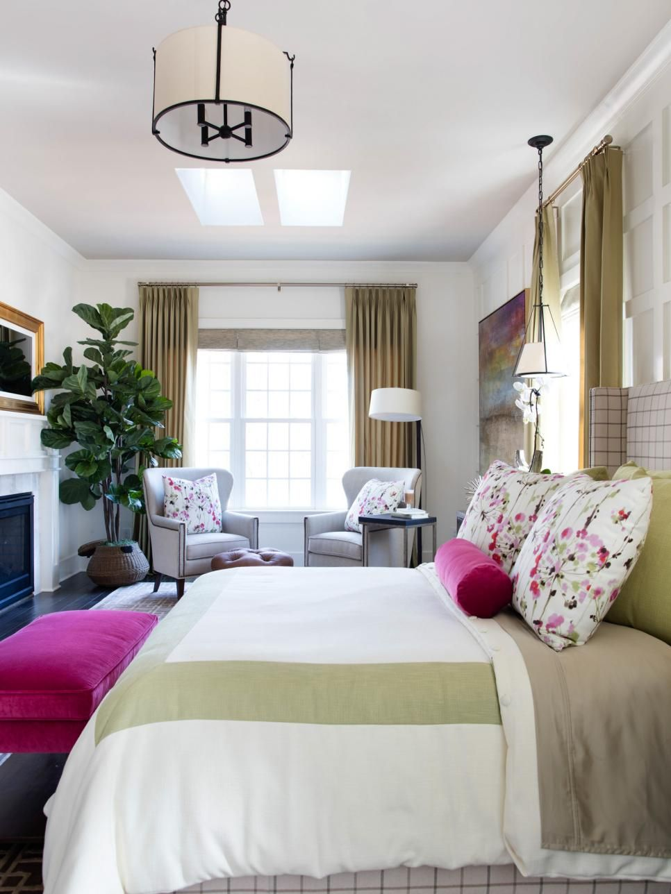 Pictures Of The HGTV Smart Home 2016 Master Bedroom