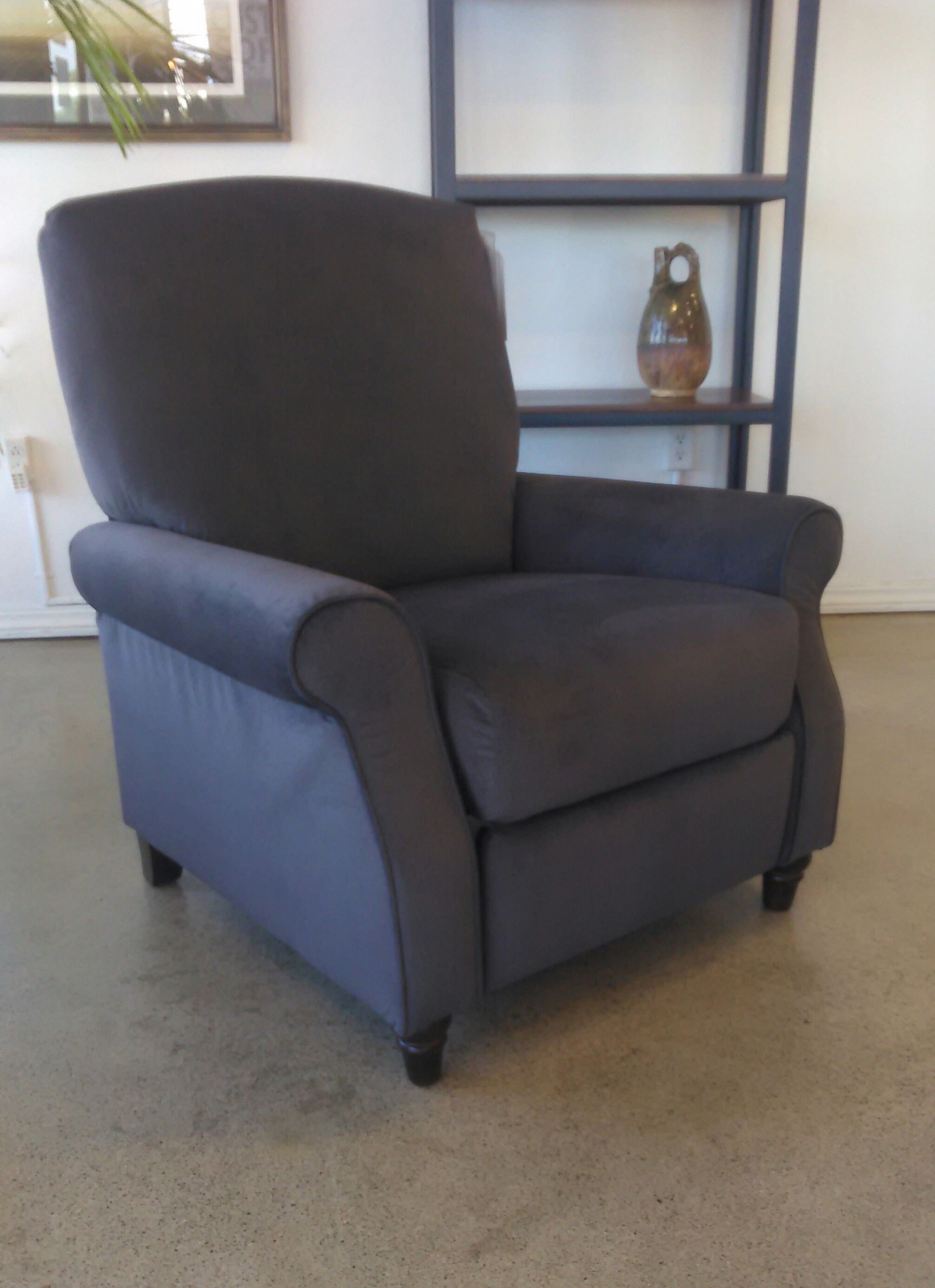 Great Small Scale Reclining Chair