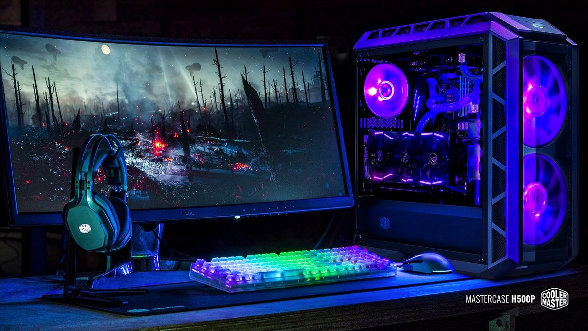 Pc Gamer Setup Gamer O Sonho De Qualquer Gamer Sonhos Componentes Treino