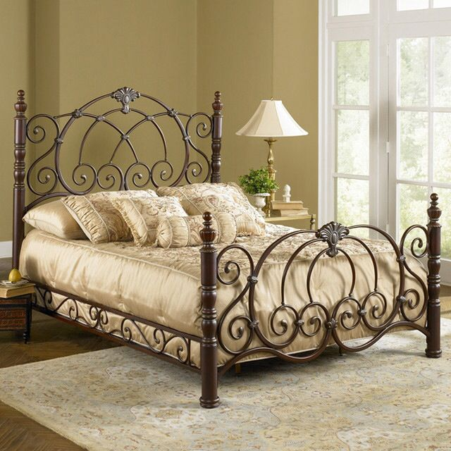 Best Wrought Iron Bed Wrought Iron Beds Wrought Iron Bed 400 x 300