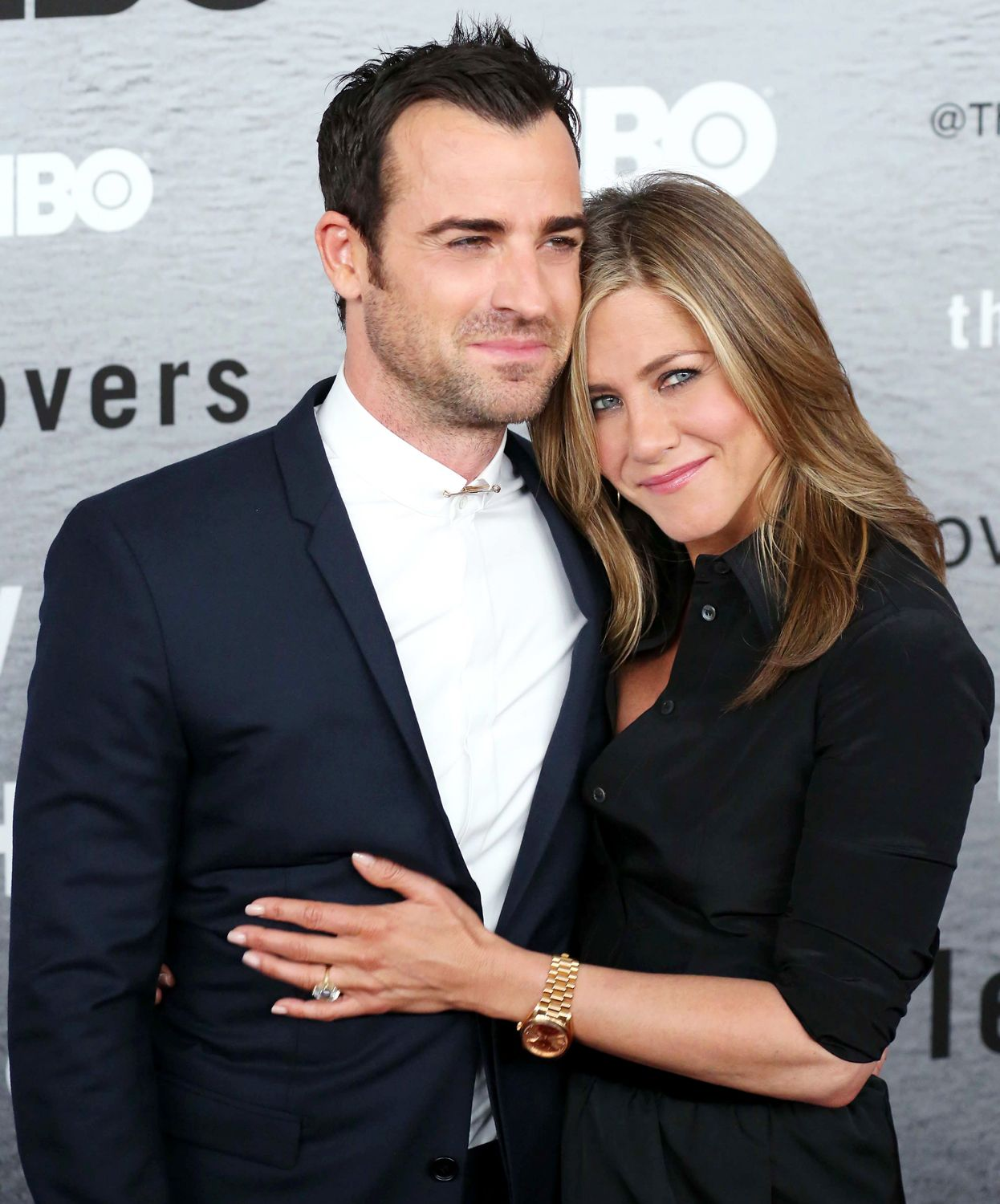 Jennifer Aniston And Justin Theroux S Cutest Couple Moments Jennifer Aniston Interview Jennifer Aniston Jennifer Aniston Wedding