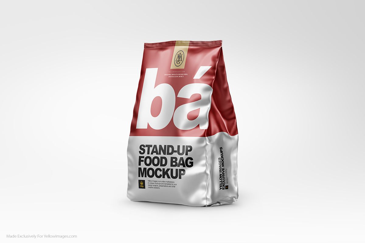 Download Cat Food Packaging Mockup Yellowimages