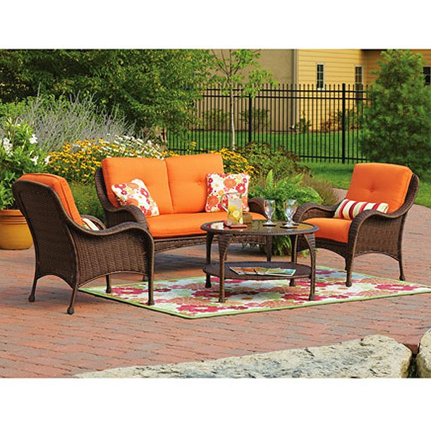 Lake Island Conversation Set Replacement Cushions Patio Set Outdoor Living Home