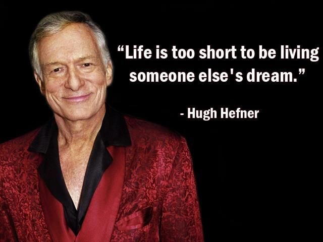 Image result for hugh hefner quotes