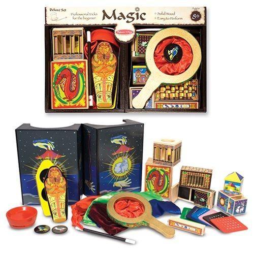 Melissa Doug Deluxe Magic Set Products Magic Tricks
