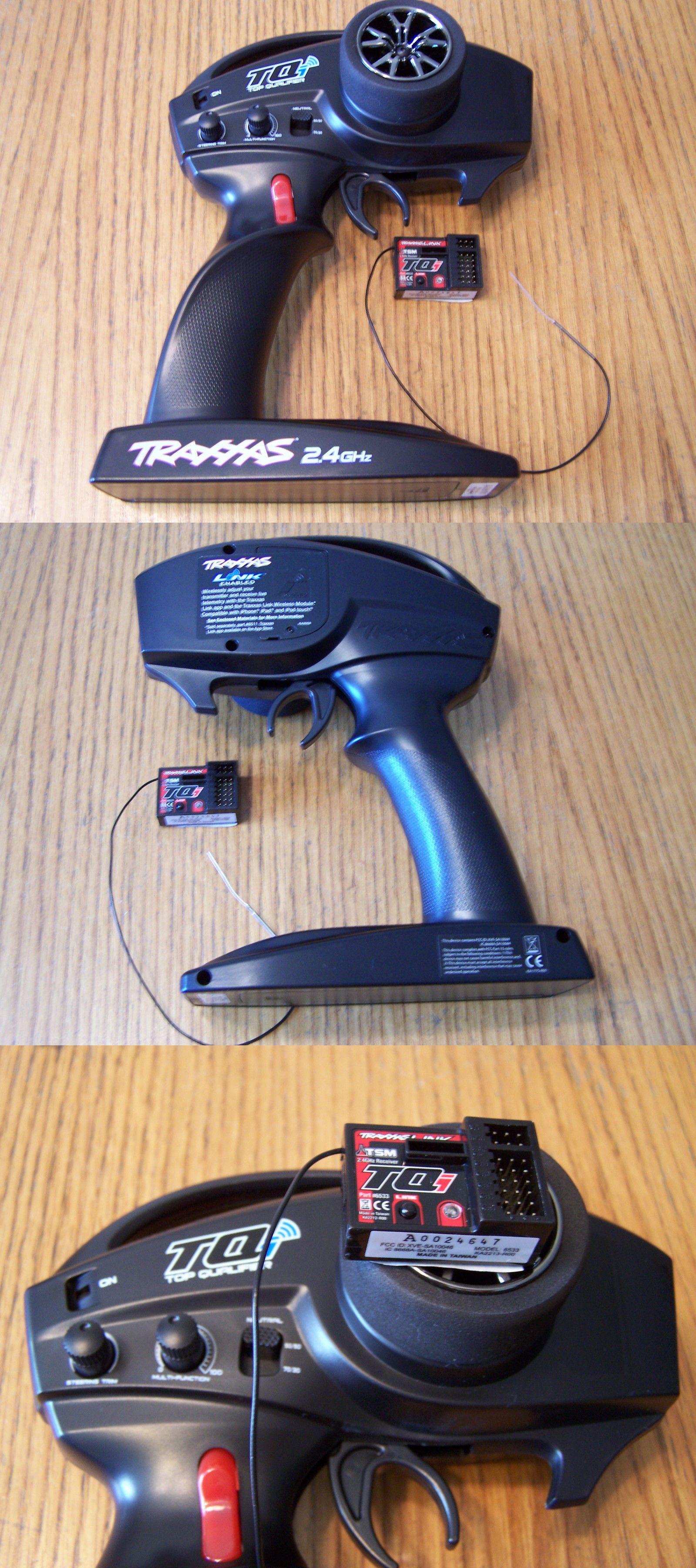 Control Radio and Electronics 19839 Traxxas Tqi Bluetooth