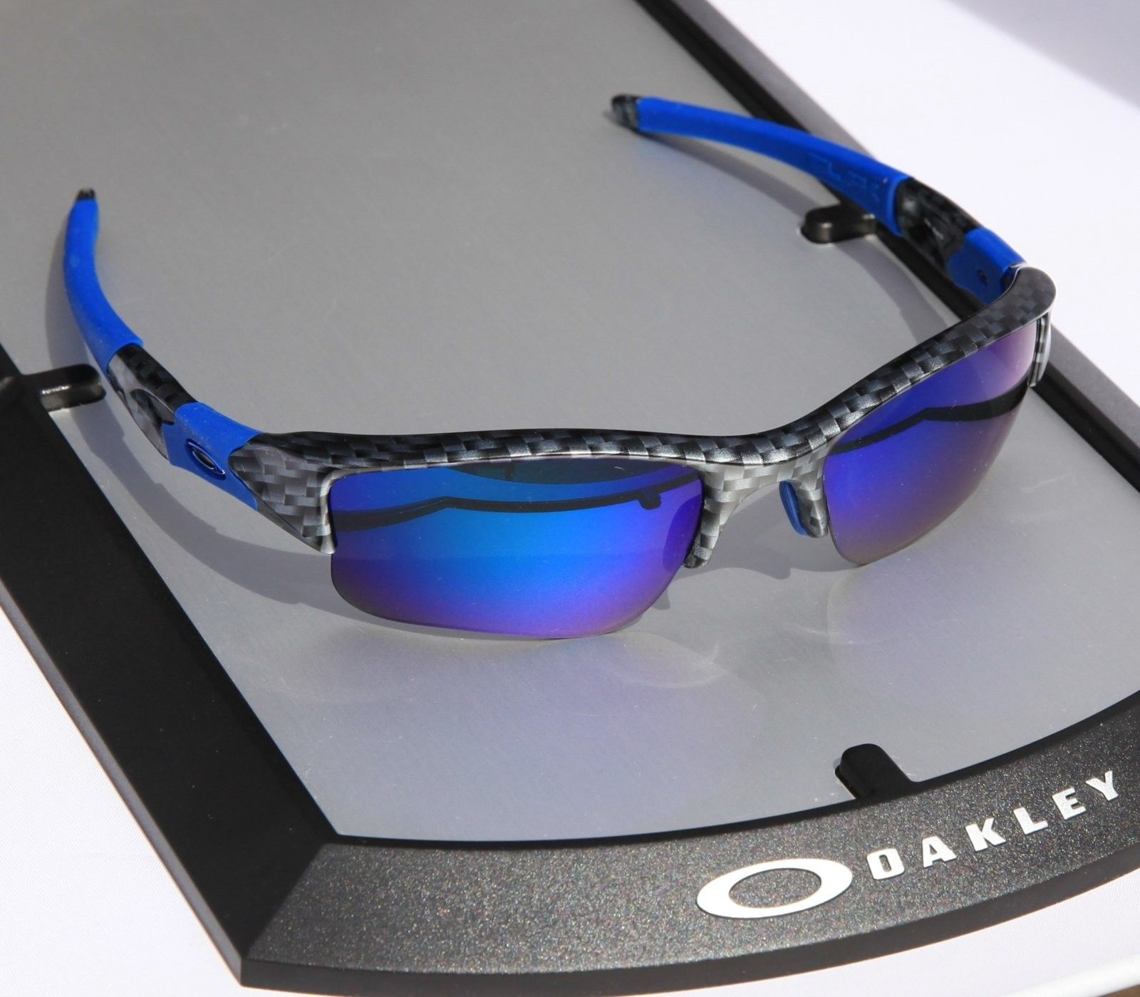 c71a7083de Member NuttyOAK13Y is at it again with these Oakley Carbon Fiber Flak  Jacket Sunglasses  http