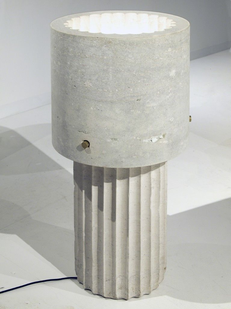 Explore Modern L&s Modern Lighting and more! & Large Portland Limestone Lamp   LIGHT   Pinterest azcodes.com