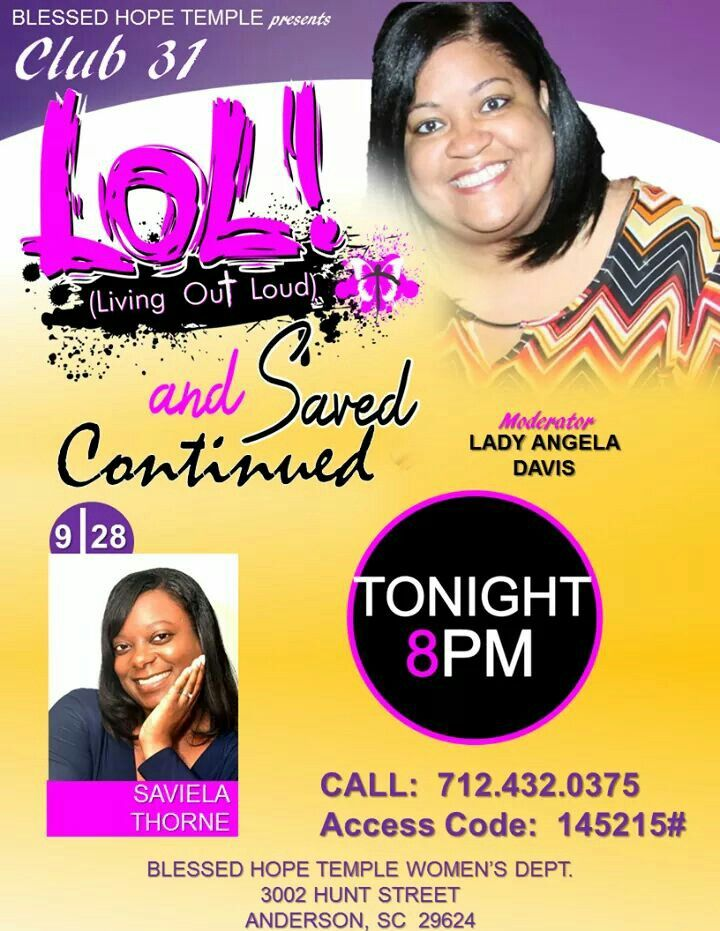 Join me tonight 9.28 at 8pm EST