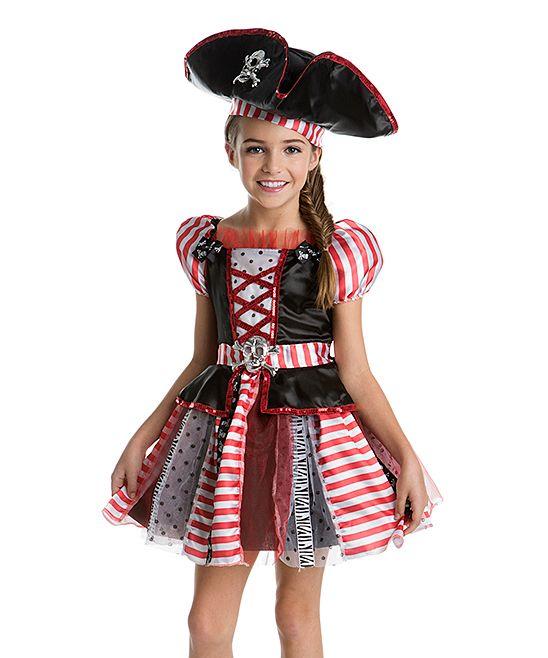 High Seas Patchwork Pirate Dress-Up Set - Kids  sc 1 st  Pinterest & High Seas Patchwork Pirate Dress-Up Set - Kids | Pirate dress and ...
