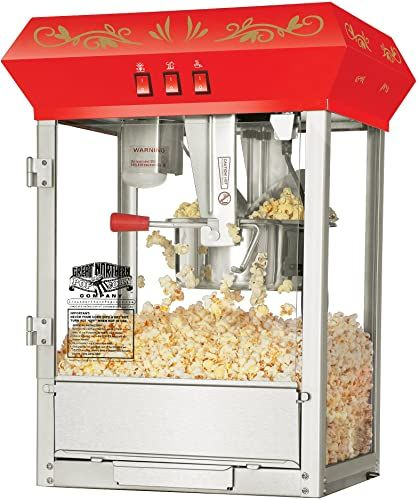Buy 6100 Great Northern Popcorn Red Countertop Foundation Popcorn