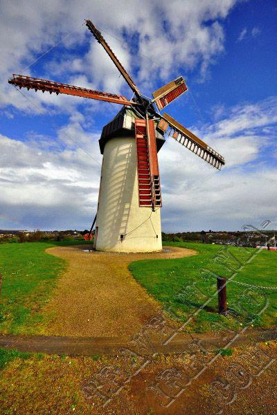 Skerries Windmills Co Dublin Windmill Dublin Unique Buildings