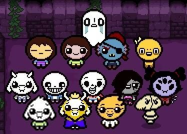 If Undertale combined with The Binding of Isaac. Oh wait...