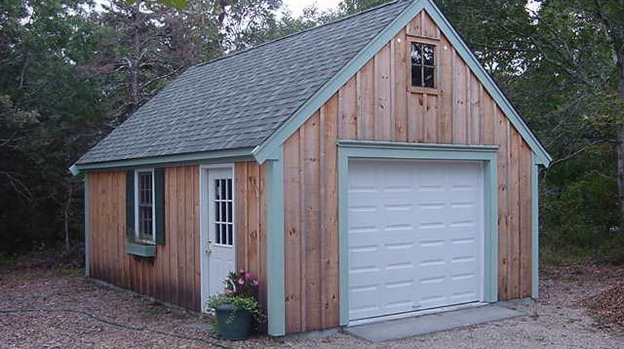 16x20 Garage Plans 16 39 X 20 39 Garage Diy Pinterest