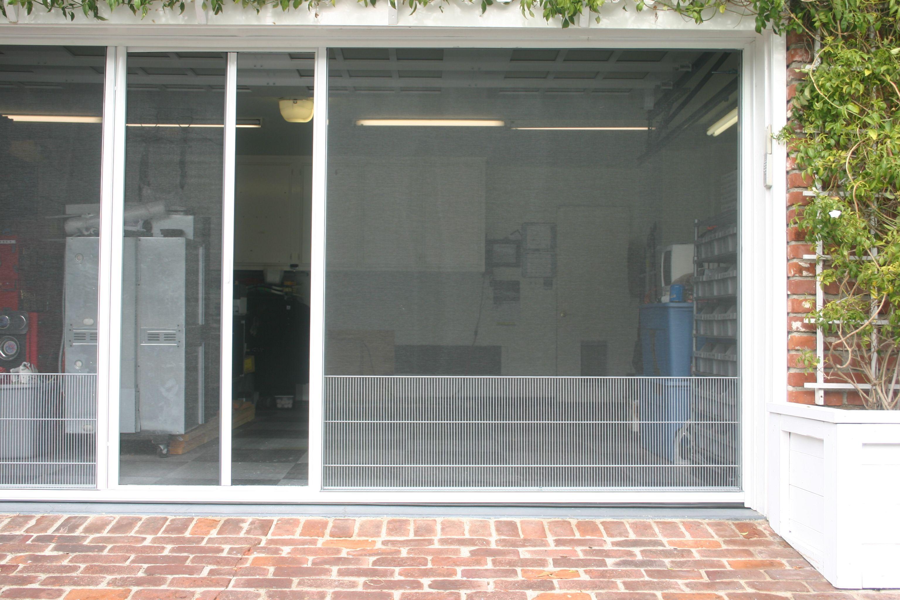 Screen Doors For Garages Httparq Linksscreen Doors For