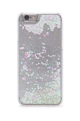 low priced b155c 77d06 Funda Móvil Purpurina para iPhone 6 | Forever 21 - 1000169002 ...