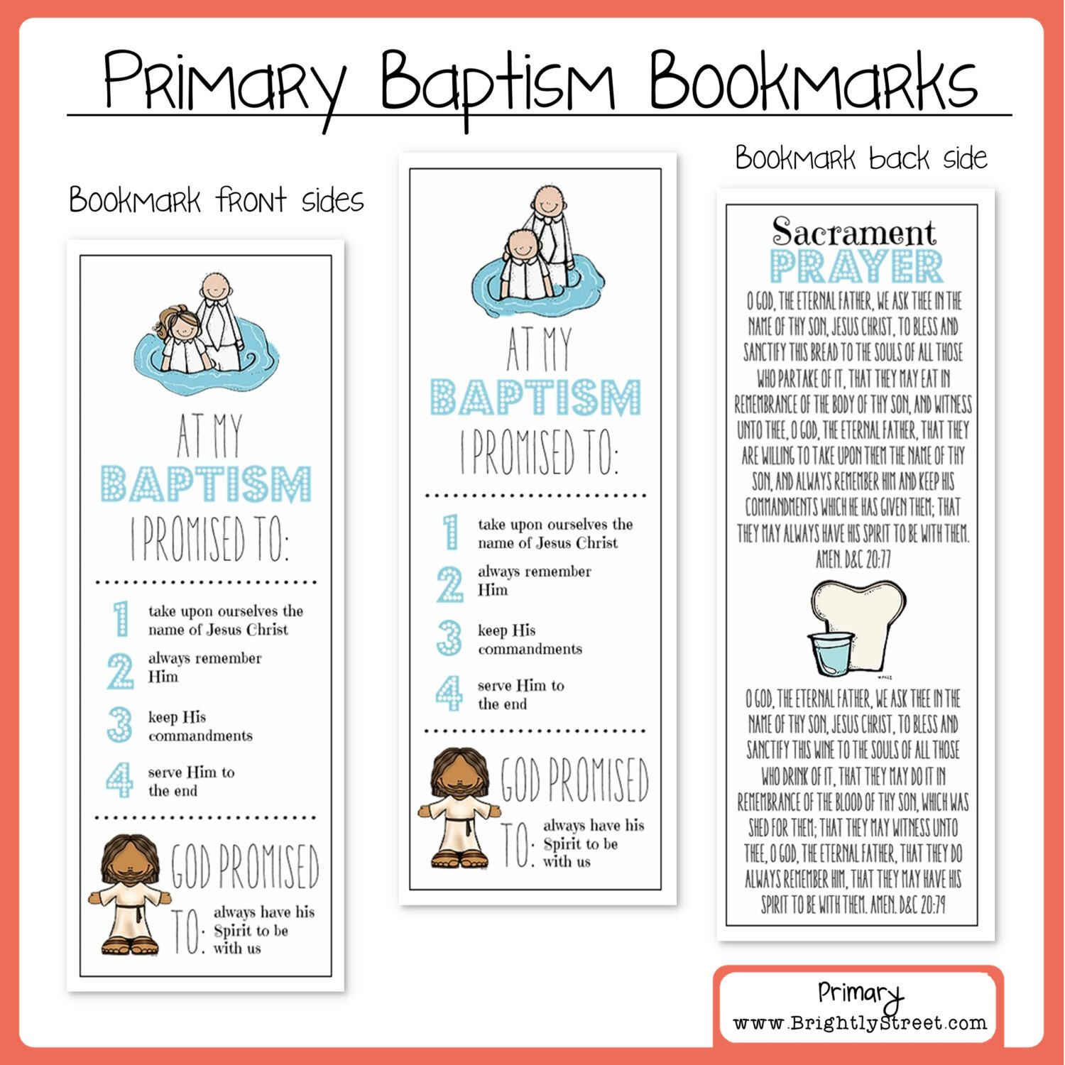Pin von Kimberly O\'Donnell auf LDS Baptism & Cub Scouts | Pinterest