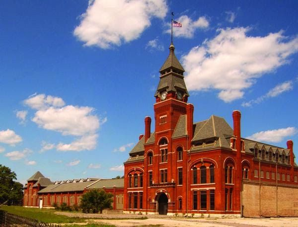 Chicago Pullman National Park And Monument Rise To Fall Of Utopia National Parks National Monuments Pullman