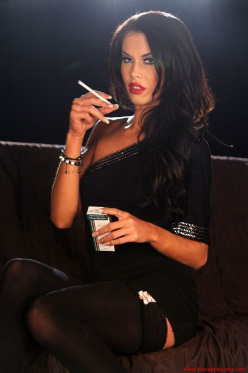 from Kameron hot naked babes smoking cigs