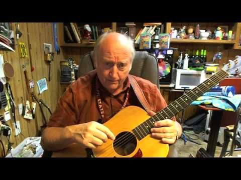 How to Play a Blues Guitar Illusion, E7, A7, B7 with ONE Three String Formation, Uncle Raggy - YouTube
