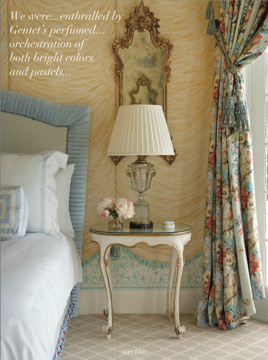 Design Crush Guillaume Gentet French Country Bedrooms Country