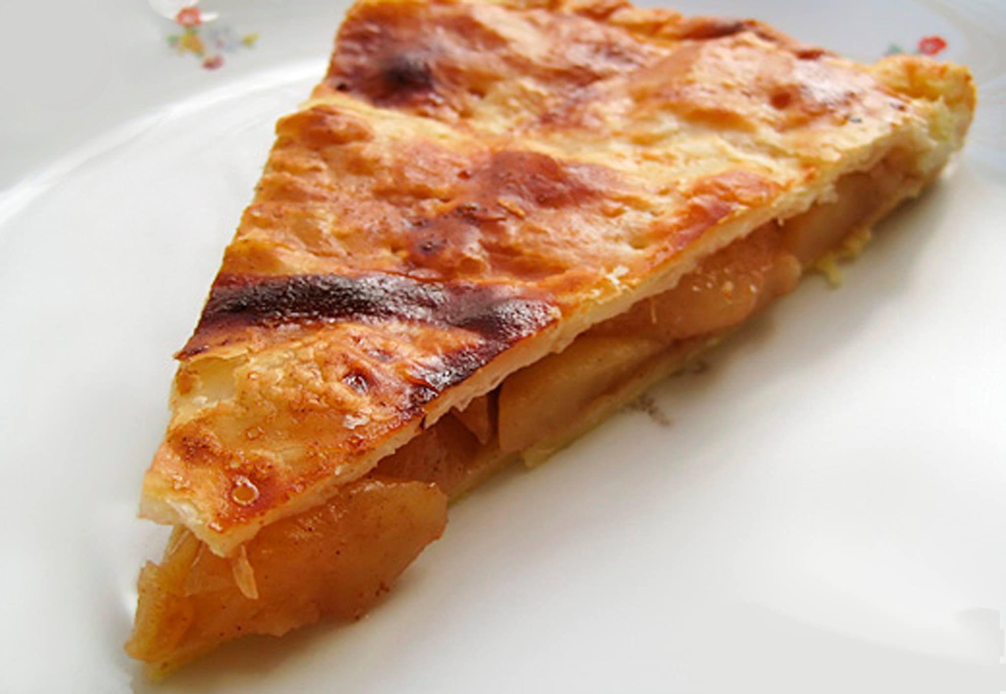 Empanada+de+manzana,+pera+y+canela
