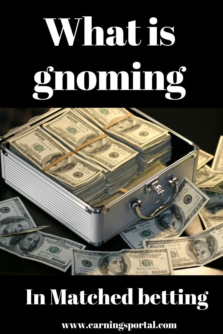 Gnoming betting online betting to win premier league