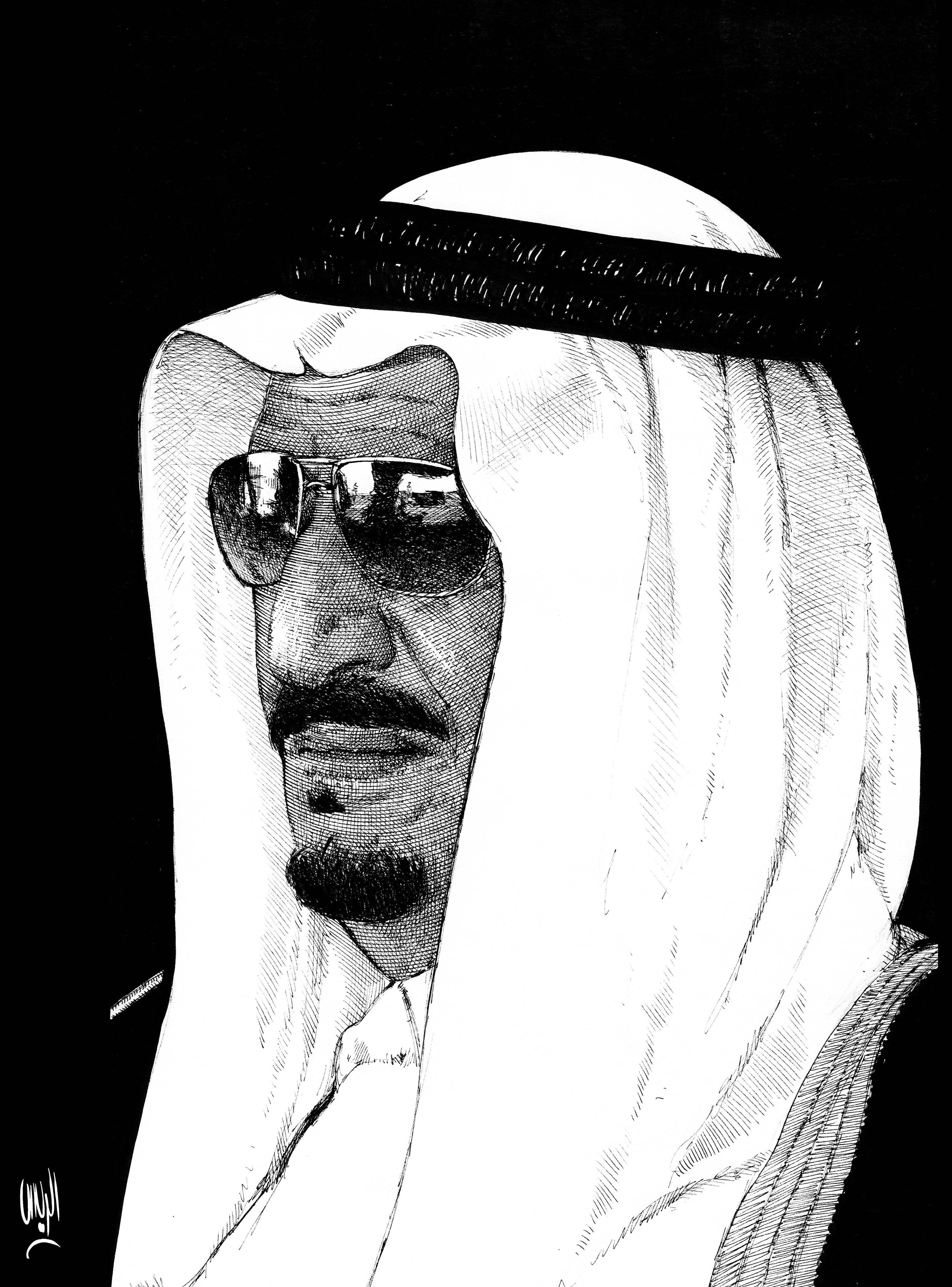 King Salman Bin Abdulaziz الملك سلمان Photo Awards Photo Art Cowboy Art