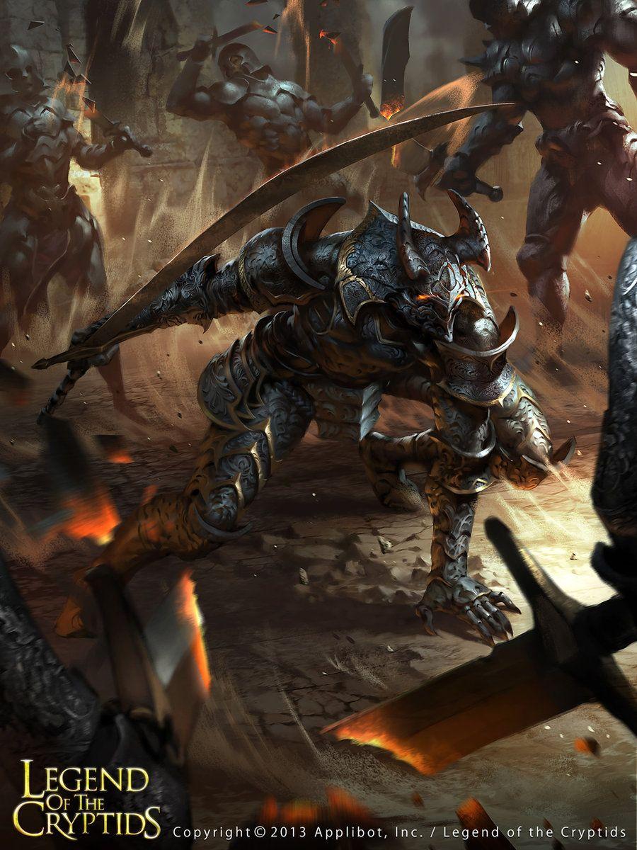 Nameless warrior brute by LASAHIDO on DeviantArt, armor, heavy armor, #digital painting, art, inspirational art, ninja, samurai, asian, legend of the cryptids