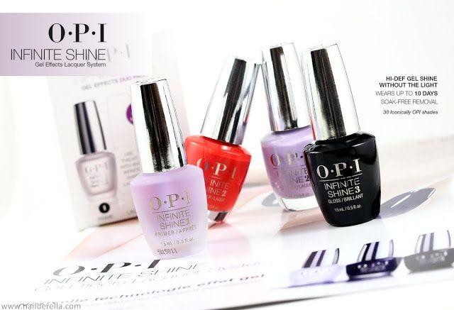 OPI Infinite Shine | Nailderella