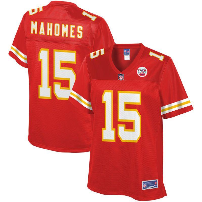 e327151953 Patrick Mahomes II Kansas City Chiefs NFL Pro Line Women s Player Jersey -  Red