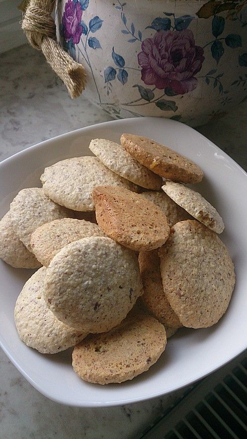 Weihnachtsplätzchen Eigelbverwertung.Eigelb Mandel Kekse Rezept X M A S B A K I N G Rezepte