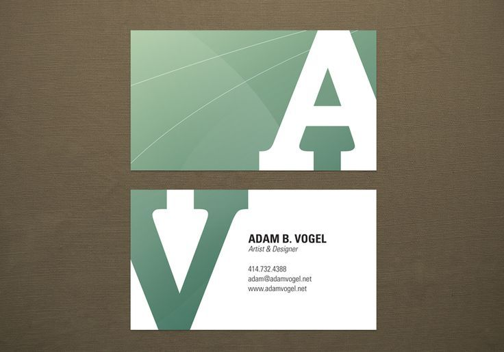 Personal Business Card Designs Google Search