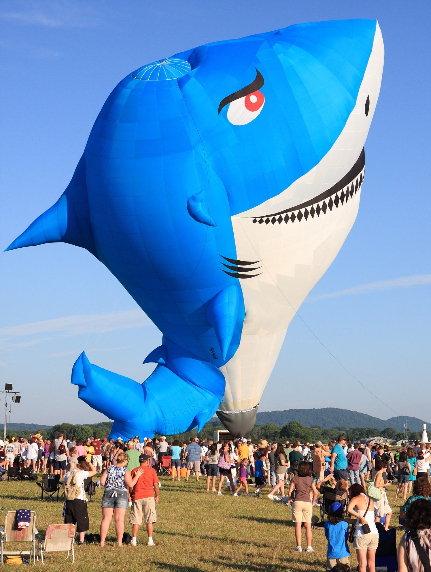 It's SharkWeek! Who remembers this special shape balloon